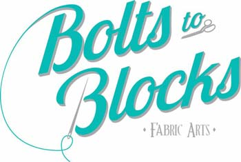 Bolts to Blocks logo